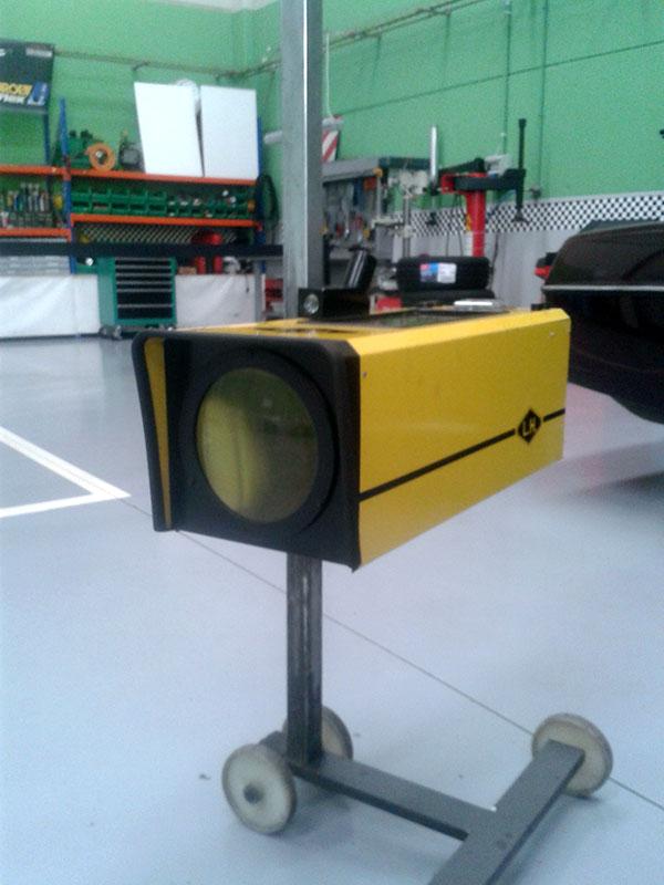 Material Taller mécanico en Reus