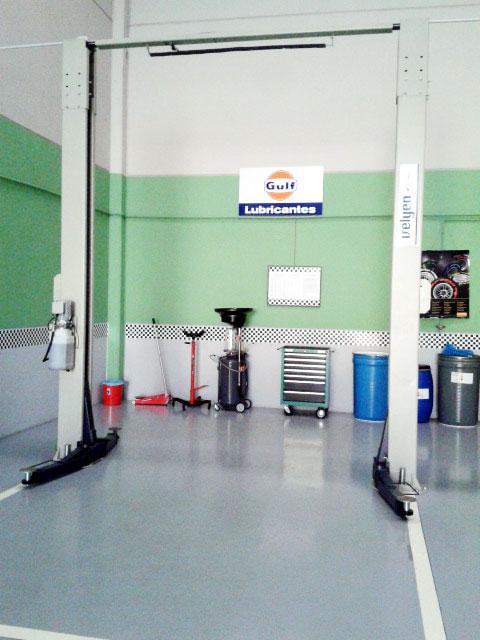 Instalaciones Autobox Reus