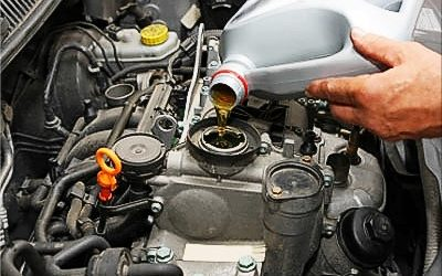 La importancia del aceite del motor
